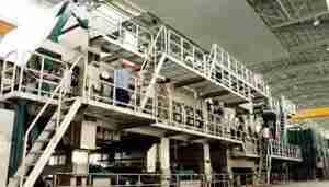 Maquinaria papel