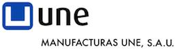 Logo Manufacturas UNE